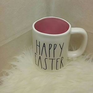 Rae Dunn LL Happy Easter Mug